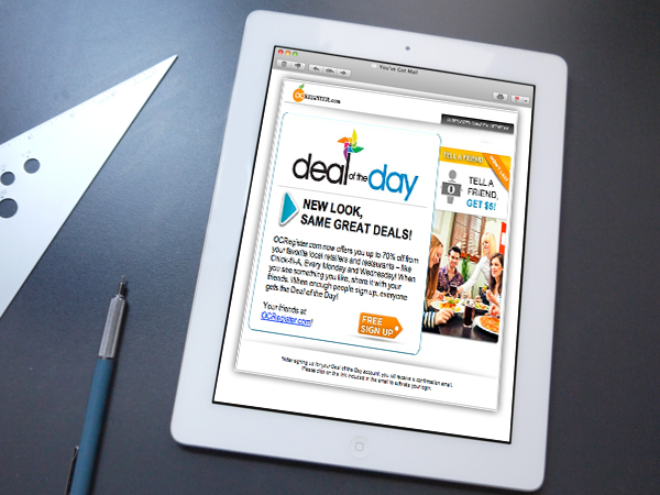 Email_Marketing Deal_of_the_Day