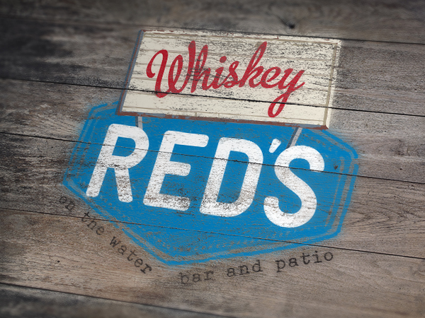 Logo Whiskey Reds