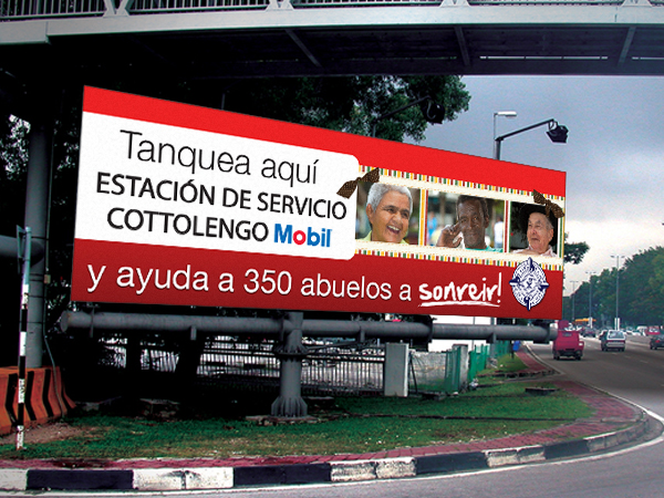Billboard Cottolengo