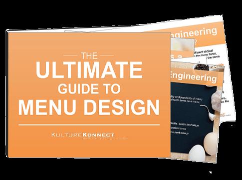 The Ultimate Guide to Menu Design