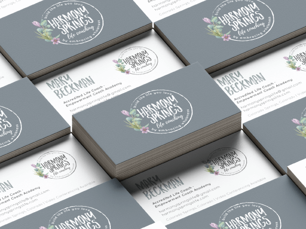 Bussines Card Mockup Design